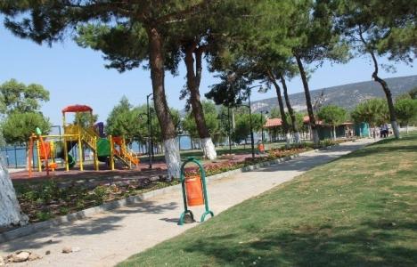 Didim Akbük'e yeni parklar kazandırılıyor!