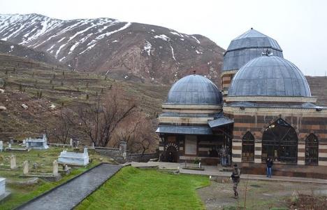 Ağrı Ahmed-i Hani Camisi açıldı!