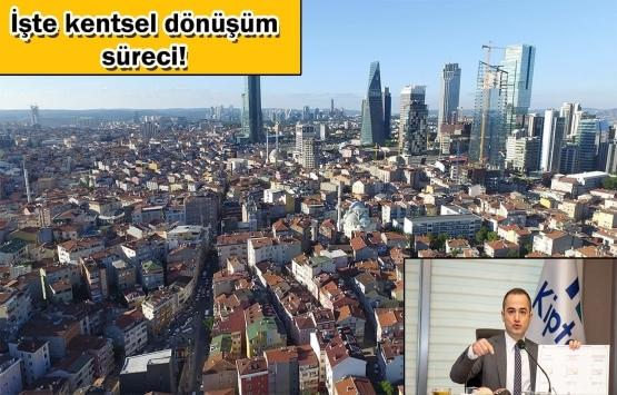 İstanbul'un riskli yapı stoku ortadan kalkıyor!