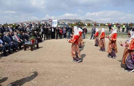 Kırşehir'de Neşet Ertaş adına hatıra ormanı oluşturuldu!