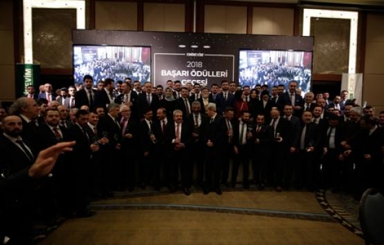 Emin Grup 360 çalışanını ödüllendirdi!