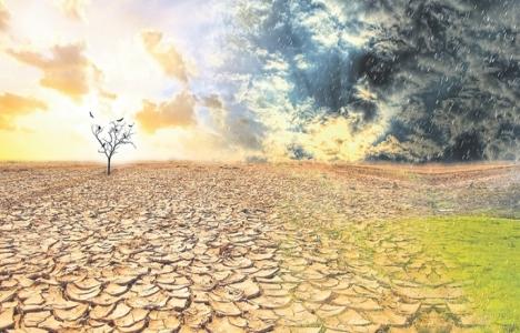 Safranbolu'da iklim değişikliği