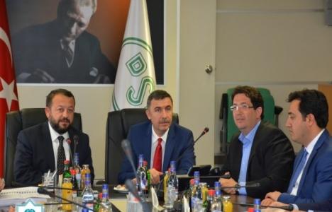 Aksaray'ın yeni arıtma tesisi için imzalar atıldı!