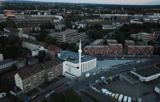 Almanya'da Cami Meydanı