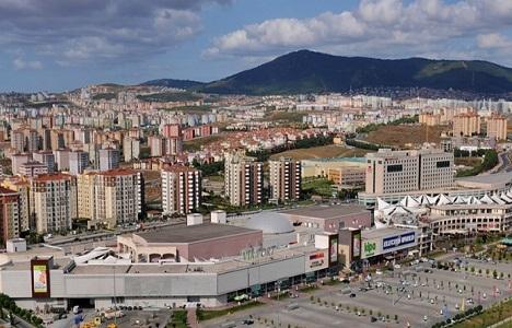 Kurtköy'de büyük metrekareli