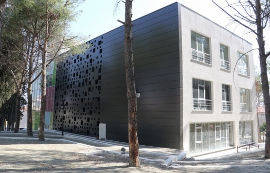 Manisa Selendi Gençlik Merkezi tamamlandı!