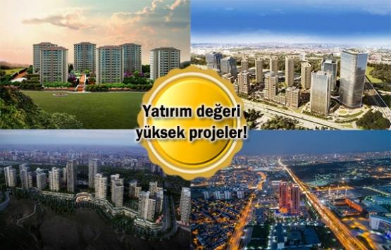 Ankara'daki markalı 5 konut projesi!