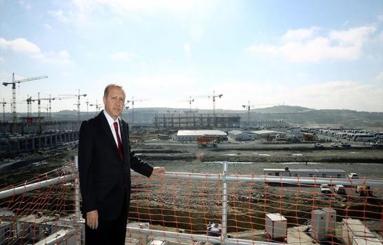 Cumhurbaşkanı Erdoğan, yeni