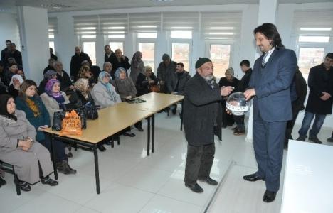 TOKİ Kırıkkale Bahşılı Emekli Konutları'nın kurası çekildi!