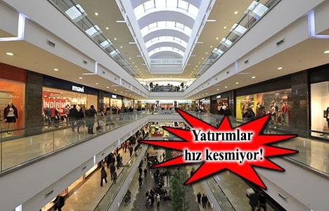 İstanbul AVM yatırımlarının