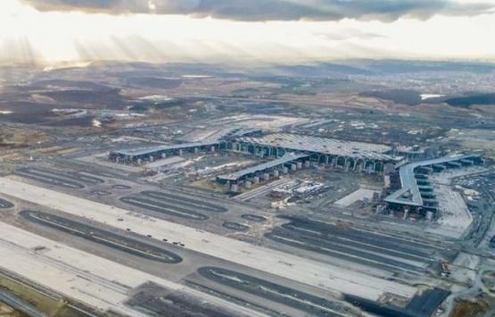 İstanbul Havalimanı'nda iş