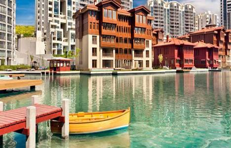 Bosphorus City Halkalı görselleri!