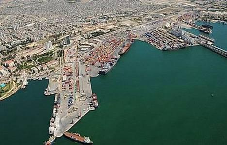 Çandarlı Limanı tamamlandığında Türkiye'nin en büyüğü olacak!