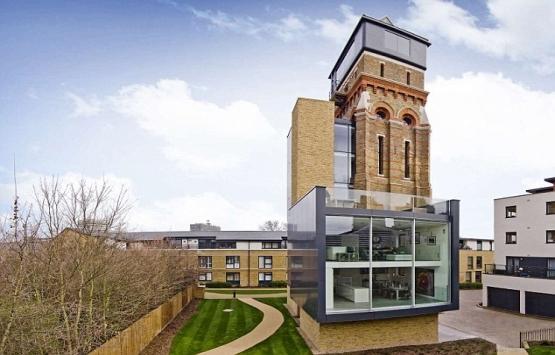 İngiltere'de 2 milyon pounda satılık kule!
