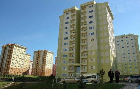 TOKİ Erzurum'da kira