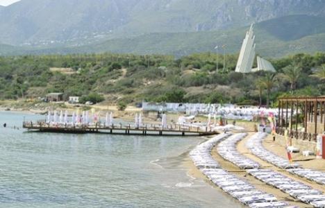 Kıbrıs Yavuz Çıkarma Plajı otel için kiralandı mı?
