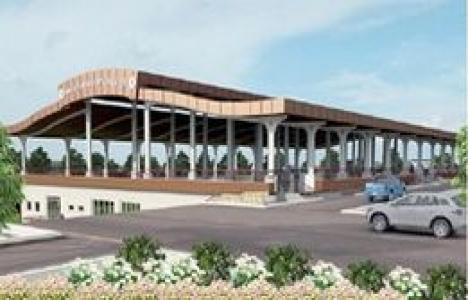 Şehitkamil'e yeni pazar yeri inşa ediliyor!
