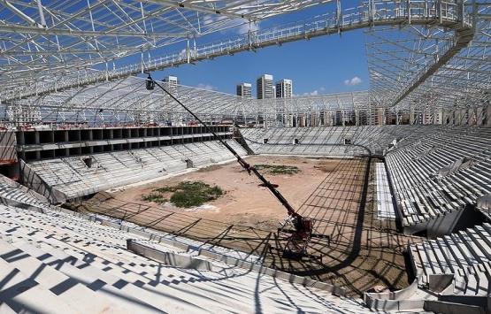 Eryaman Stadı'nın inşaatında son durum!