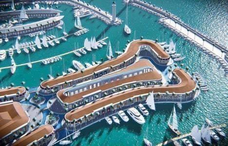 1 milyarlık Viaport