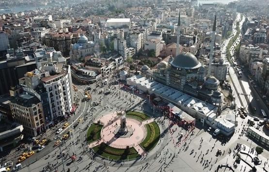 Taksim Meydanı'nda inşaat yaza başlıyor!