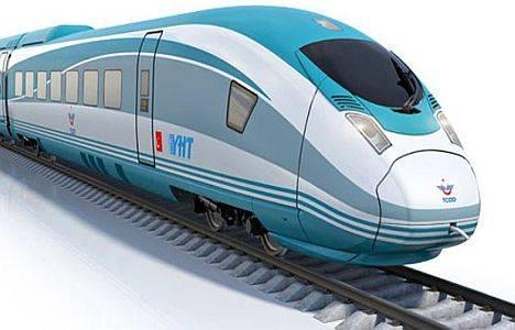 Siemens, YHT'lerin üretimine