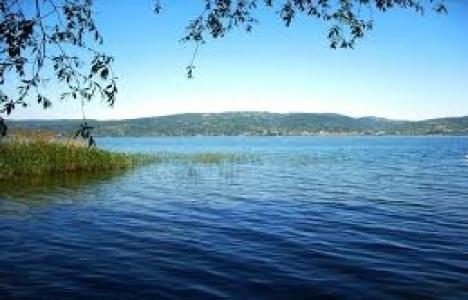 Sapanca Gölü'ndeki su