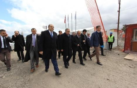 Ergün Turan Erzurum'da