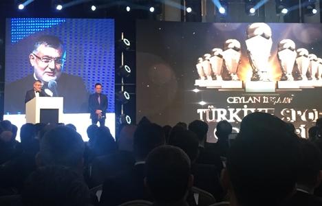 Ceylan İnşaat Türkiye Spor Ödülleri sahiplerini buldu!