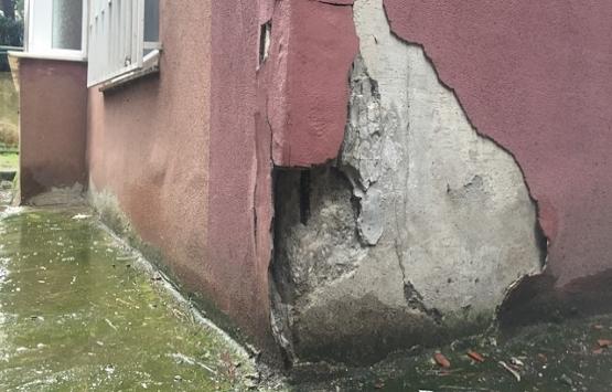 Maltepe'deki riskli binalarda