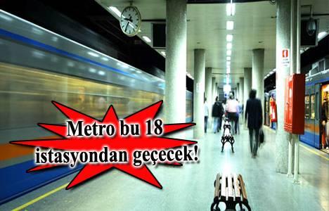 Bahçeşehir'e metro gelecek mi?