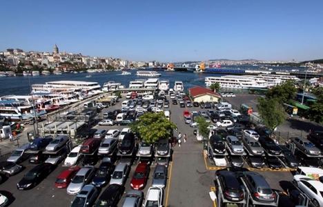 İstanbul'da 35 yeni otopark hizmete açıldı!