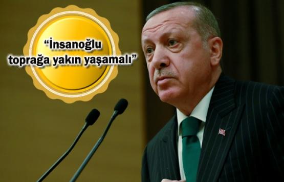 Cumhurbaşkanı Erdoğan: Yıkmaksa