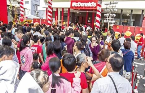 McDonald's Vietnam'da şube