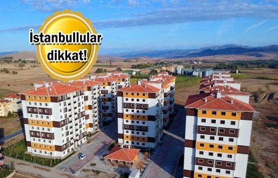 TOKİ'den İstanbul'a 353 yeni konut müjdesi!