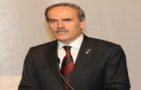 Recep Altepe: Bursa'da binaların yüzde 15'i yenilenmeli!