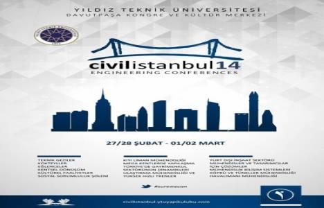 Civil İstanbul 14, Davutpaşa Kongre ve Kültür Merkezi'nde gerçekleştirildi!