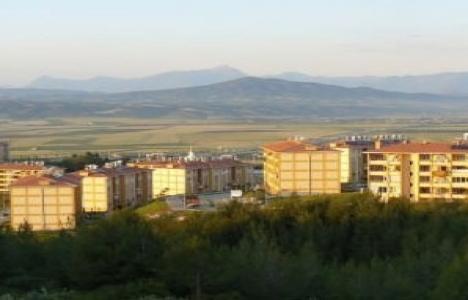 TOKİ'den Osmaniye'de 447