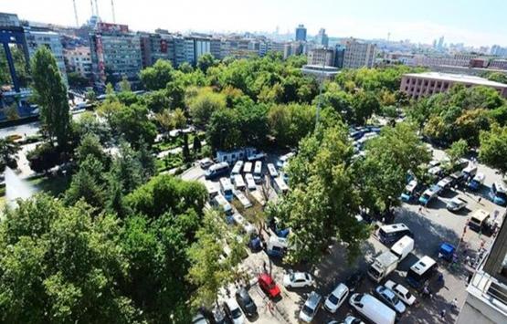 Ankara'nın onaylanan imar planlarına yeni dava!