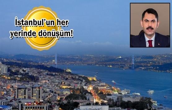İstanbul'daki 116 bin 827 konut dönüşecek!
