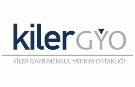 Kiler GYO Esenyurt'taki gayrimenkulünü Setman Lojistik'e kiraladı!