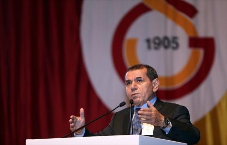 Dursun Özbek yönetimi,