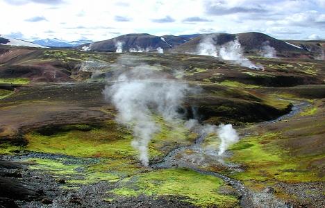 Denizli'de 33 jeotermal