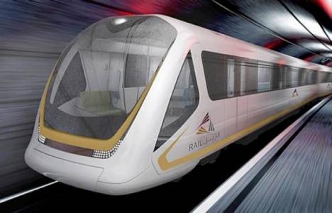 Anel Elektrik Katar Doha metrosu için imza attı!