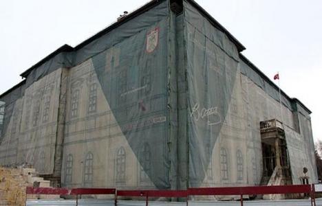 Sivas Kongre Binası'nın restorasyonu tamamlandı mı?