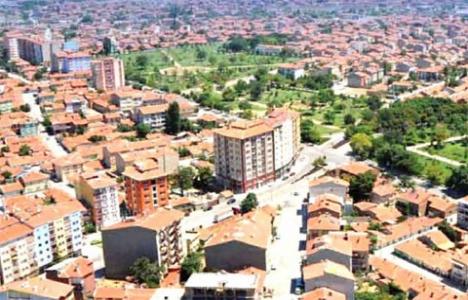 Eskişehir kentsel dönüşümde