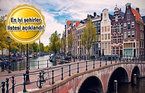 Y Kuşağının tercih ettiği Amsterdam!