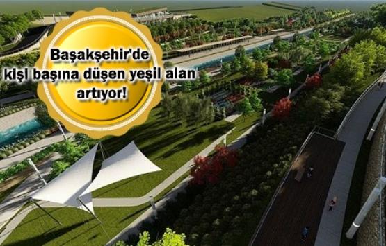 Kayaşehir Millet Bahçesi açılış için gün sayıyor!