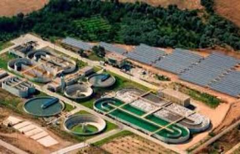 Kemalpaşa Organize'de çamur kurutma tesisi yapılıyor!