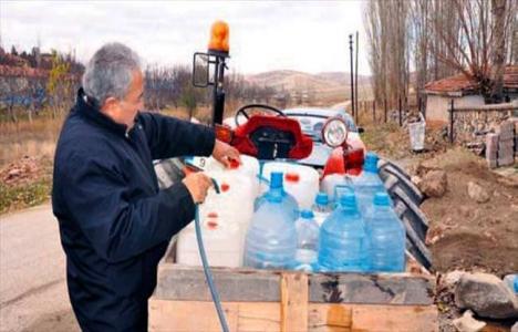 Kırıkkale keskin'de su kesintisi sürüyor!