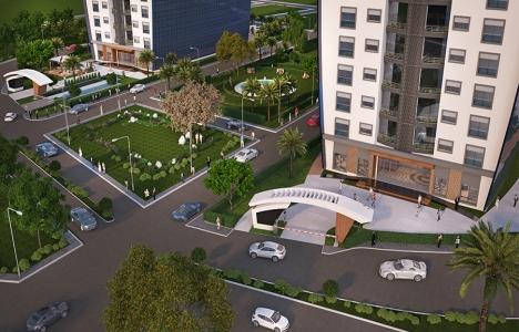 Aypark Residence İzmir satılık!